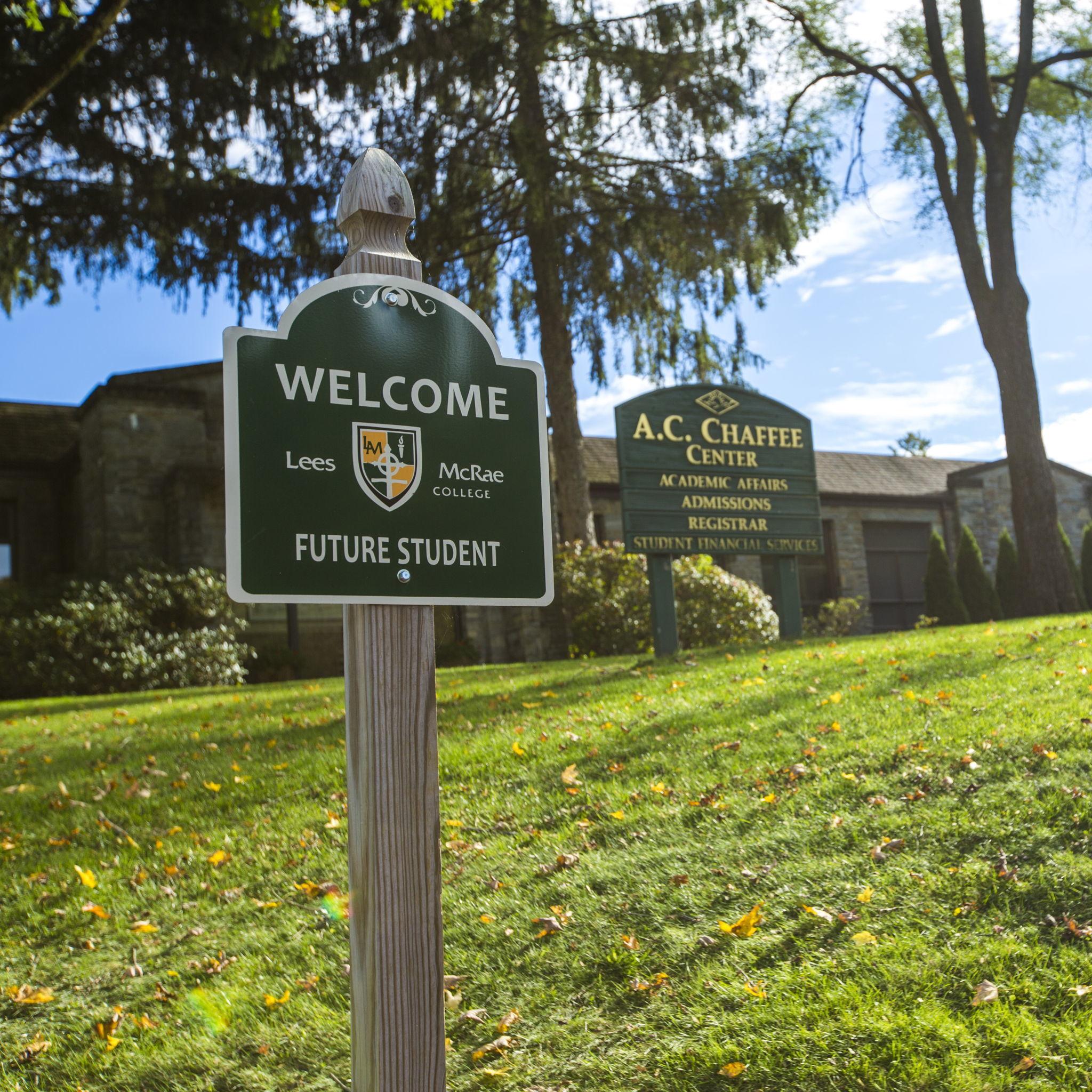 lees mcrae campus map Visit Our Campus Admissions Lees Mcrae College lees mcrae campus map
