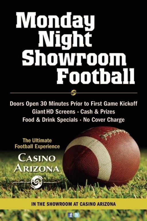 is casino arizona open today
